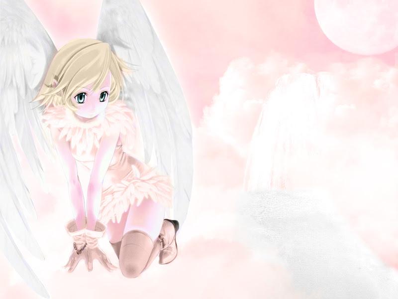 Pink Anime Angel, Angels 1