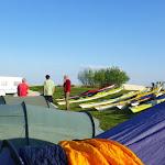 002-Het tentenkamp van de Biesbosbevers.