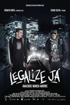 Baixar Filme Legalize Já: Amizade Nunca Morre (2019) Torrent Grátis