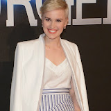 OIC - ENTSIMAGES.COM - Veronica Roth at the Divergent Series: Insurgent - world film premiere in London 11th March 2015  Photo Mobis Photos/OIC 0203 174 1069