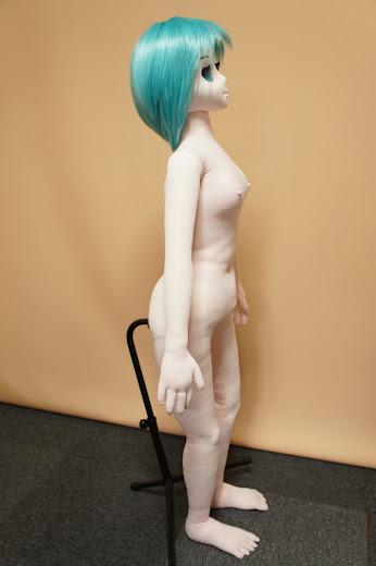 リップロップTYPE-130RX-Vの裸体