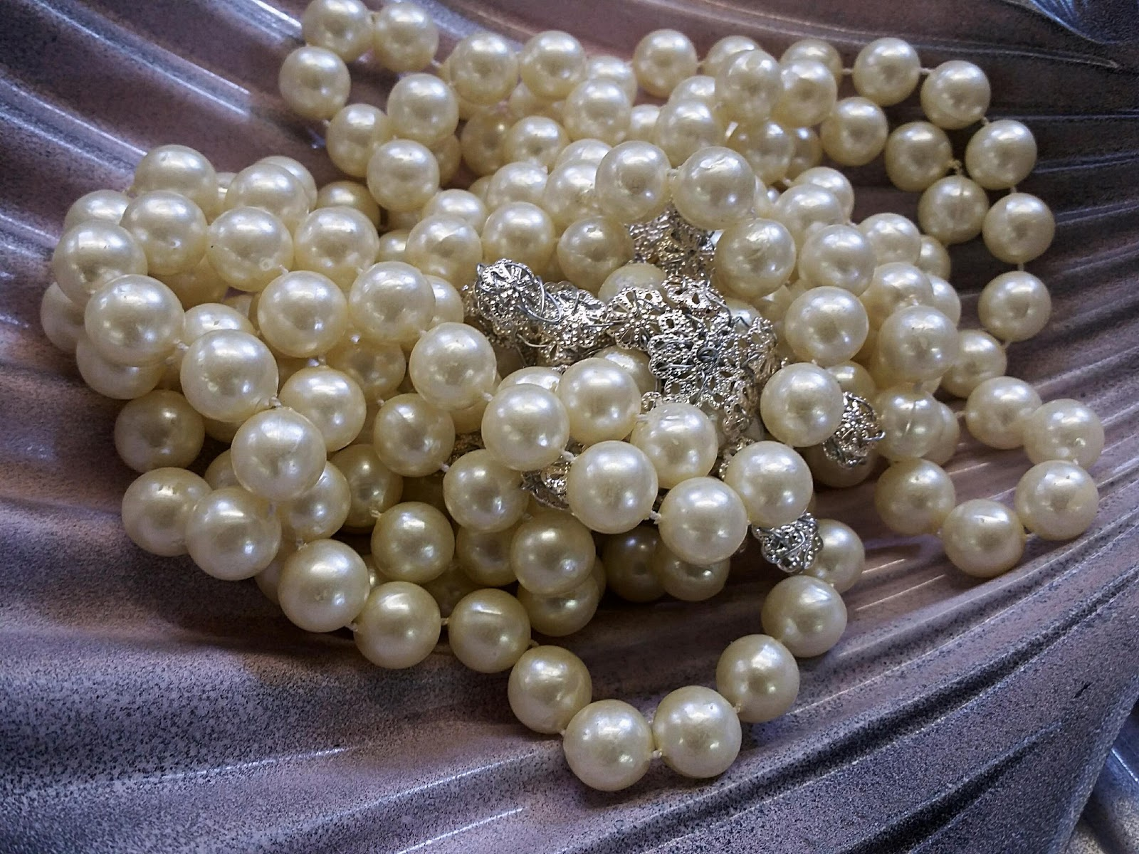 pearls of wisdom A pearl of wisdom: just because there is a need doesn't mean we are to fill the need.