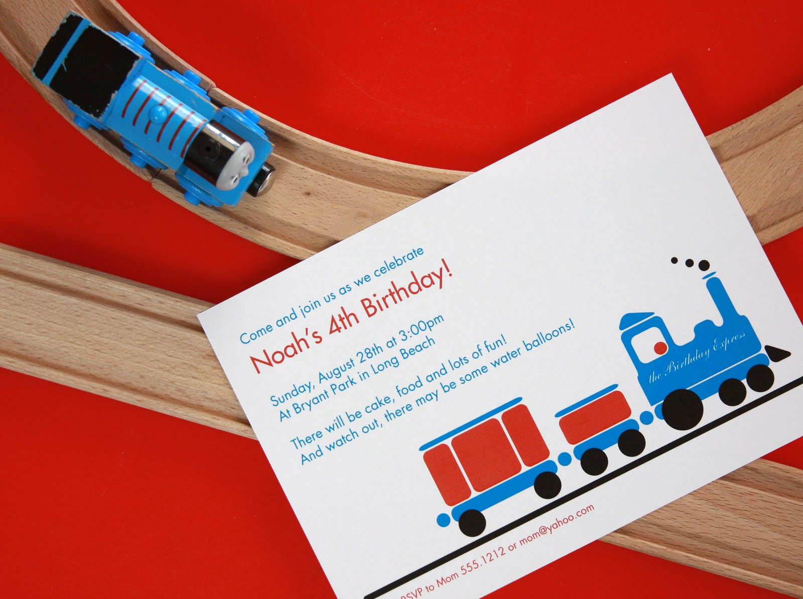 Unique Thomas Train Birthday Invitations Inspiration Resume Ideas