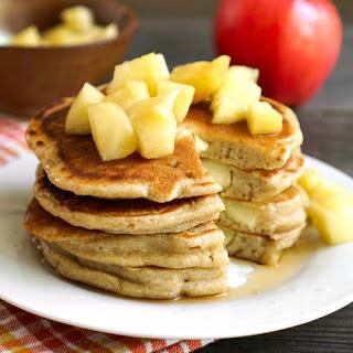 Gluten Free Apple Pancakes Recipe