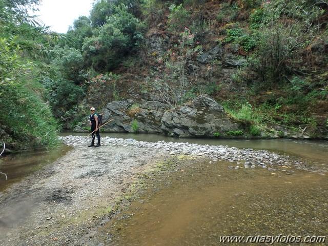 Benalauria - Río Genal