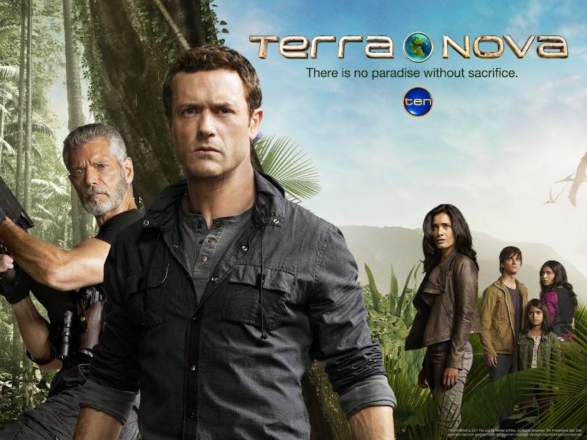 Terra Nova TV series poster