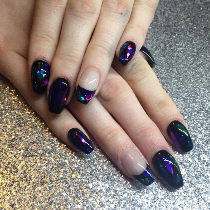 Fantastic Glass Nail Art Designs 2018 Collection - Styles Art