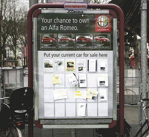 alfa romeo autobusko stajaliste