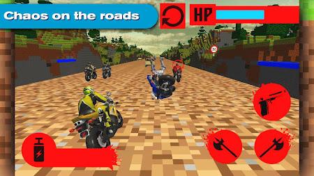 Biker Steve Moto Racing 1.0 screenshot 129781