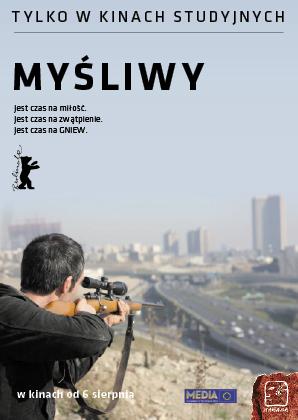 Polski plakat filmu 'Myśliwy'