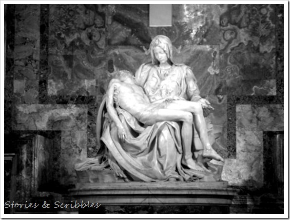 The Pieta' (St Peter's Basilica, Vatican City)