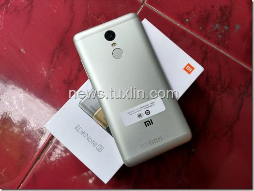 Hands On Xiaomi Redmi Note 3