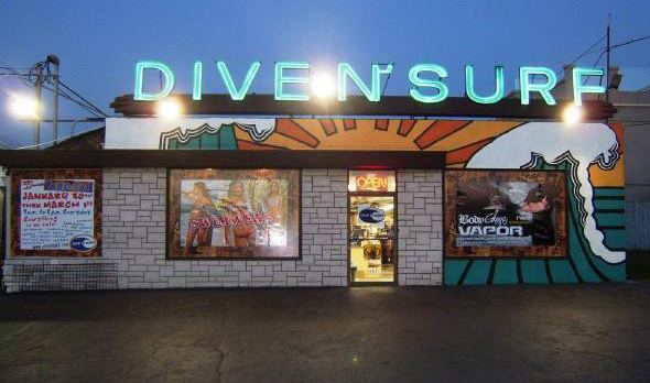 Surf Shops Redondo Beach | Dive N' Surf at 504 N Broadway, Redondo Beach, CA