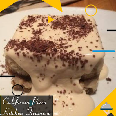 California pizza kitchen tiramisu Recipe