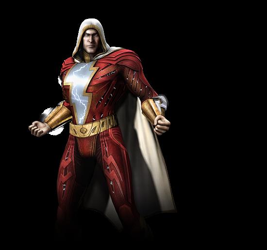 SHH Forum Pepsiguy2 Phoenixflight Injustice Captain Marvel Shazam