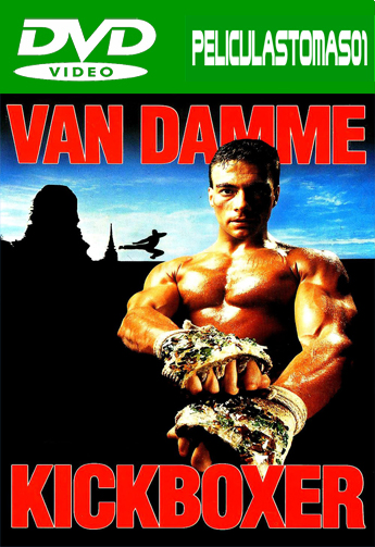 Kickboxer (1989) DVDRip