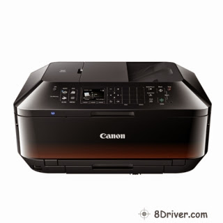 download Canon PIXMA MX722 printer's driver
