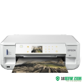 How to Reset Epson XP-615 printer – Reset flashing lights problem
