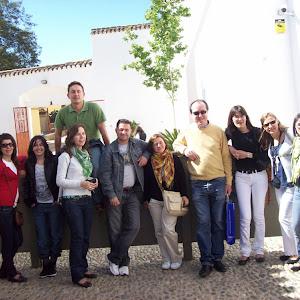 Visita a Malaga y Ronda en el Puente de Mayo de 2009