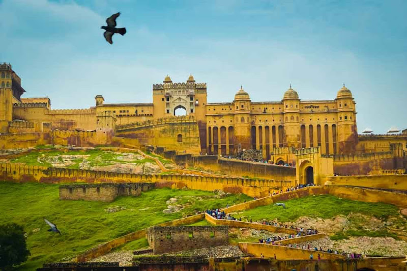 Amer Fort, best forts in India