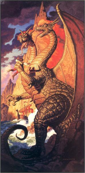 The Dragon Keep, Magic Animals 1