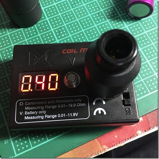 IMG 1165%255B1%255D thumb%255B1%255D - 【メカニカルMOD】「CoilART MAGE MECH TRICKER Kit」レビュー。黒くてシンプル、でもかっこいい!【電子タバコ/VAPE/ハイブリッド/メカMOD】