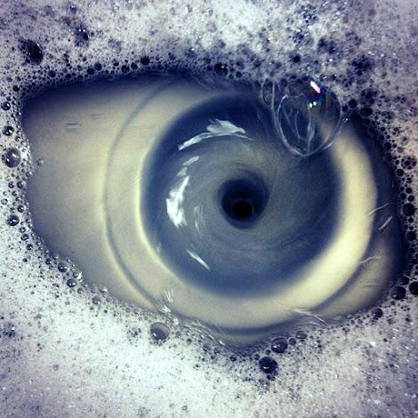 O olho da dona Pia.