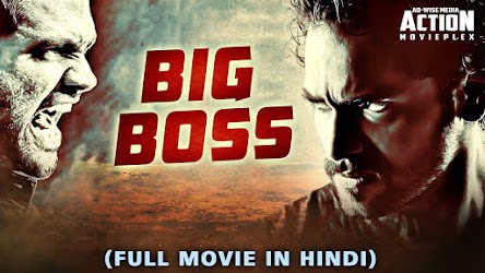 Poster Of Big Boss In Hindi Dubbed 300MB Compressed Small Size Pc Movie Free Download Only At worldfree4u.com