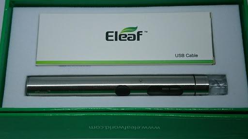 DSC 3570 thumb%255B2%255D - 【ベプログ】電子タバコ お手軽スターターキット「Eleaf iCare 140×国産リキッド」セット【初心者/VAPE/電子タバコ/スターターキット】