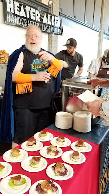 P.R.E.A.M. / Ecliptic Brewing was another favorite pairing of mine, see my Snackdown 2016 Recap for more details