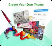 screenshot of TouchPal Keyboard-Cute Emoji,theme, sticker, GIFs