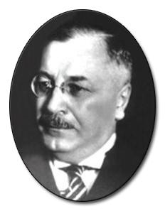 El profesor Dimitrie Gusti