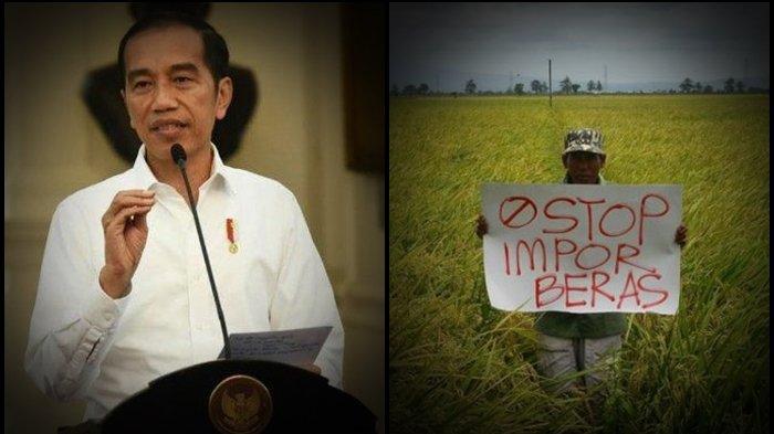 BPS Bongkar Adanya Impor Beras 41.600 Ton, PKS: Kok Berani Ngelawan Perintah Jokowi?!