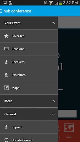 android hub conference Screenshot 4