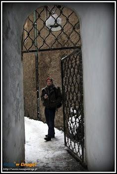 zamek czocha - przedzamcze