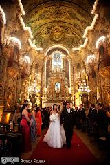 Foto 1208. Marcadores: 28/08/2010, Casamento Renata e Cristiano, Rio de Janeiro