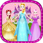 Dress Up: Princess Girl Icon