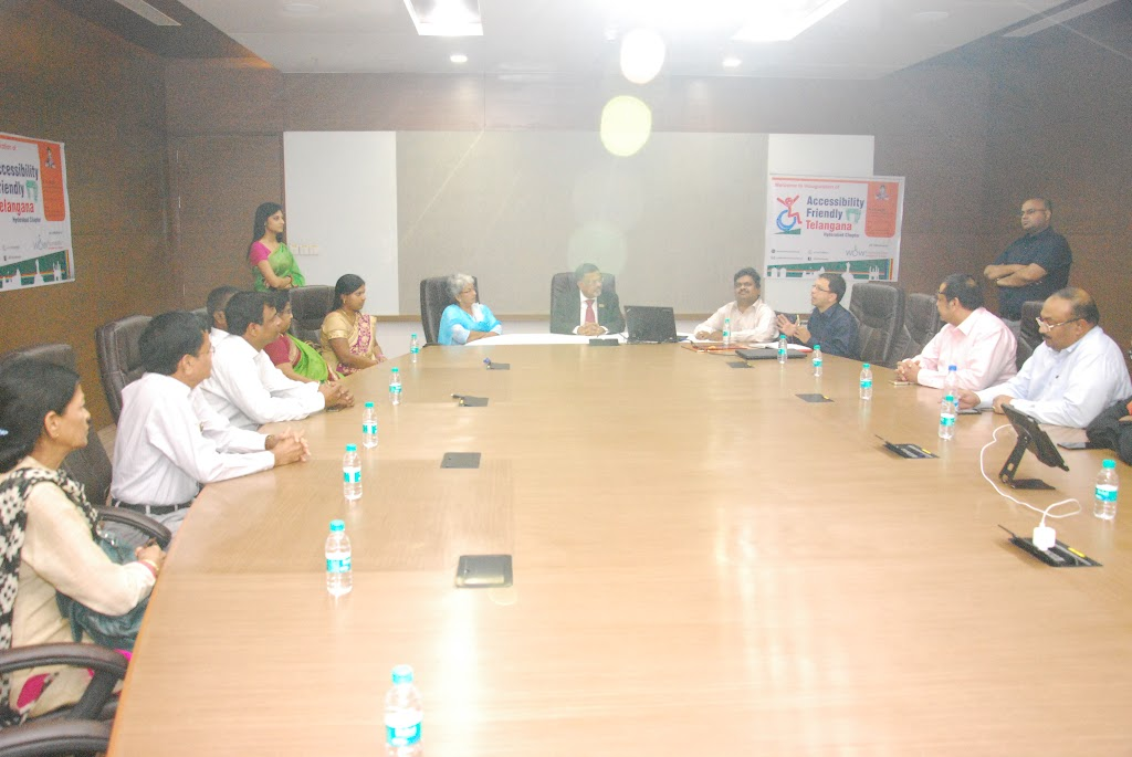 Launching of Accessibility Friendly Telangana, Hyderabad Chapter - DSC_1191.JPG