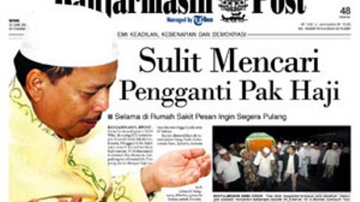 Sulit Mencari Pengganti Pak Haji