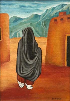 """""""Pueblo Woman"""""""