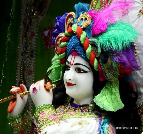ISKCON Juhu Mangal Deity Darshan on 1st Jan 2016 (53)