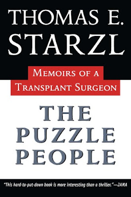 The Puzzle People: Memoirs of a Transplant Surgeon pdf free download