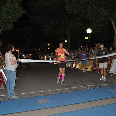 Carrera de Piedrabuena 2013 - Llegada