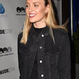 OIC - ENTSIMAGES.COM - Wallis Day at the NUDESTIX - launch party celebrating the launch of a new lip line from the cosmetic brand  in London  2nd June  2016 Photo Mobis Photos/OIC 0203 174 1069