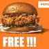 Free Popeyes Chicken Sandwich - First 10,000