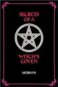 Cover of Morwyn's Book The Golden Dawn