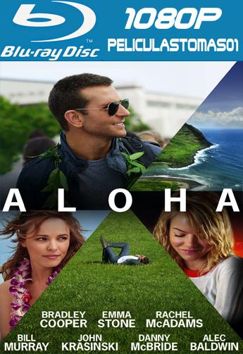 Aloha (Bajo el Mismo Cielo) (2015) (BRRip) BDRip m1080p