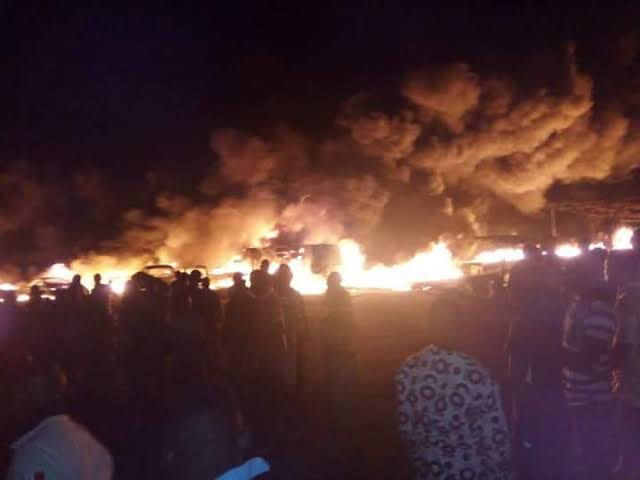 Churches, Schools, Over 100 Houses Burnt As Explosion Rocks Akure