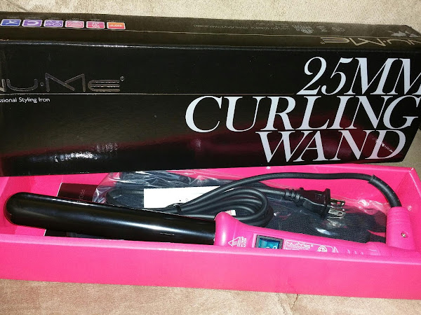 NuMe Classic Curling Wand Review