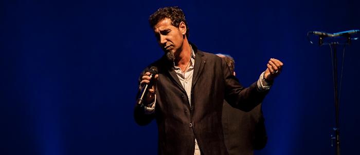 Promoção sorteia ingressos para show de Serj Tankian na Nova Zelândia